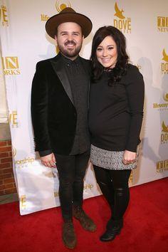 Kari Jobe and Cody Carnes Photos - 46th Annual GMA Dove Awards ...