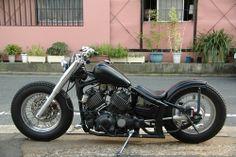 JET CUSTOM CYCLES  Yamaha Drag star bobber