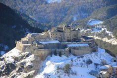 I DID IT : Chateau Queyras, Alps, France