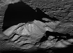 Favorite Moon Image: View of Tycho Central Peak (click for larger version)