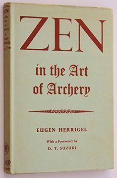 Zen in the Art of Archery by Eugen Herrigel http://www.amazon.com/dp/0710015186/ref=cm_sw_r_pi_dp_rgKIwb1AAXFJJ