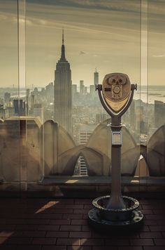 """I love NY! Top of The Rock, the Observation Deck, Rockefeller Center, NYC by Frank Hazebroek Rockefeller Center, A New York Minute, Empire State Of Mind, I Love Nyc, Ny Ny, City That Never Sleeps, Concrete Jungle, Best Cities, The Rock"