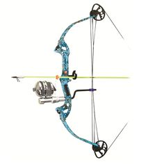 The bow that you demanded is back and better than ever. Bowfisherman loved when we made a dedicated Discovery Bowfishing compound bow and why wouldn't you. It features a light, compact design, a const...