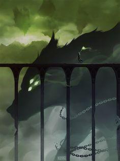 nipuni:  The End because this story just screams   Ragnarök   to me