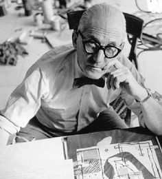 #LeCorbusier - designer of the LC4 chair