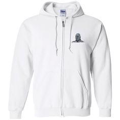 Friday deebo shirt Bike Rentals What Bike Embroidered Zip Up Hooded Sweatshirt