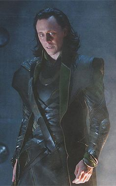 """I am Loki of Asgard, and I am burdened with glorious purpose."""