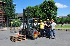 Staplerfahrer Ausbildung aus der Praxis, für die Praxis zum Staplerführerschein, www.sfbl.de