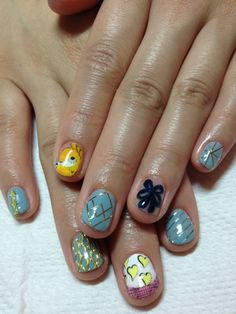 Nailartlove japan nail art disco7 stuff pinterest japanese 1011 galleriesnail artdiscs prinsesfo Images