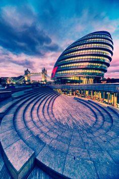 London City Hall - Descubre Londres: www.blogdelondres.es