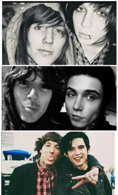 Andy and Oli