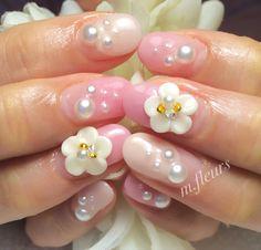 【Spring Flower Nail】  Tさん♡いつもありがとうございます  #Spring #SpringNails #Flower #Nail #Nails #NailArt #NailDesign  #箕面 #北摂 #NailSalon #Mfleurs #NailArtist #Mayu #Merci #Nailstagram #네일 #네일아트 #네일스타그램  #美甲 #美甲師