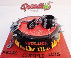 @Metallica #vivaelrock #FelizMartes  #PEDIDOS: gerencia@pecaditos.com.co #TELÉFONOS: 6435035 - 3008950900 – 3105672077 #Whatsapp: 3008950900 #Ponqués #Bucaramanga — at #Cabecera: Cra.36 #48-96.