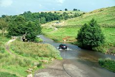 Tissington Ford near Bradbourne