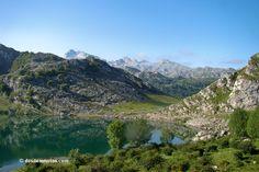 Los Lagos de Covadonga. Rutas Lagos de Covadonga Qué ver en Asturias   Qué ver   desdeasturias.com