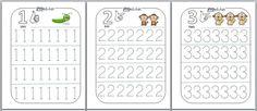 Am făcut câteva fişe pentru recunoaşterea şi trasarea cifrelor 1 – Sper să vă… Mathematics Geometry, Home Schooling, Kids Education, Preschool Activities, Diy And Crafts, Kindergarten, Bullet Journal, Learning, Creative