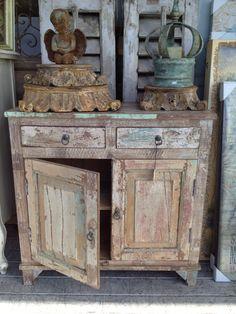 """Beachy"" Cabinet-Cottage Furnishings Laguna Beach"