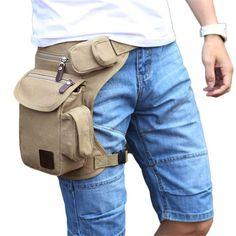 $12.44 (Buy here: https://alitems.com/g/1e8d114494ebda23ff8b16525dc3e8/?i=5&ulp=https%3A%2F%2Fwww.aliexpress.com%2Fitem%2F2016-fashion-man-bags-designers-brand-Multifunction-Outdoor-Sport-Leg-Bag-Canvas-Waist-Bag-Money-Belt%2F32664890894.html ) 2016 fashion man bags designers brand Multifunction Leg Bag Canvas Waist Bag Money Belt for just $12.44