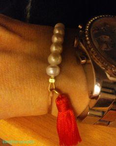 """""""I'm in love"""" bracelet"""