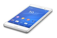 Xperia Z3 is crafted with premium materials