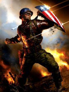 1941 Captain America