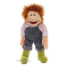 Living Puppets handpop Holm* Living Puppets, Teddy Bear, Toys, Animals, Activity Toys, Animales, Animaux, Clearance Toys, Teddy Bears