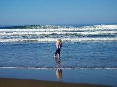 Mesmerized ~ Oregon Coast ~  Photo: Julie ~ By the Sea ~