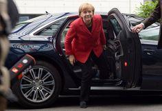 Merkel nie jeździ BMW - Stanislas Balcerac - NEon24.pl