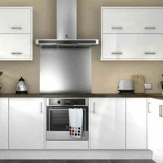 61 Best White Gloss Kitchens Images Kitchen Contemporary