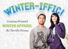 Custom Printed Hoodies, Sweatshirts and Apparel