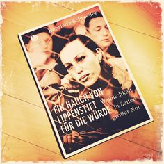 Henriette Schröder: Ein Hauch von Lippenstift für die Würde  http://balkanblogger.com/2016/03/08/henriette-schroeder-ein-hauch-von-lippenstift-fuer-die-wuerde/