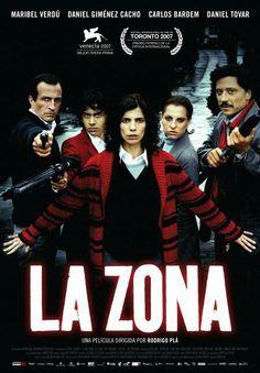 La zona, película mexicana
