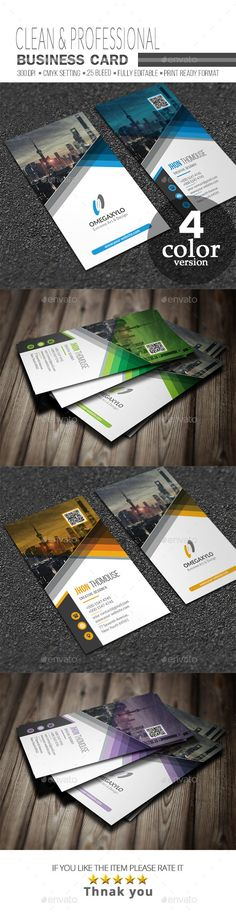 #Business #Card - Corporate Business Cards