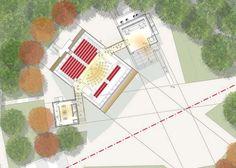 Auditorio Parco del Castello, 2010-2012