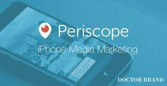 La nuova App di #Twitter?  #Periscope, molto utile per le dirette e gli eventi live in generale