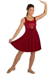 valentina short dress