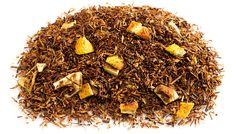 """Délicieux mélange fruité sur une base de Rooibos torréfié """"rouge"""" composé de tous les agrumes : orange, orange amère,orange douce, citron, citron vert, pamplemousse, bergamote. Sans théine, idéal pour le soir !  Souvent improprement appelé « thé rouge », y compris par de nombreuses « marques » de thé, le rooibos est en réalité ce qu'on appelle un « faux thé », une plante qui n'a rien à voir avec le thé, même si on la prépare également en infusion. Il doit son nom, qui signifie « buisson…"""