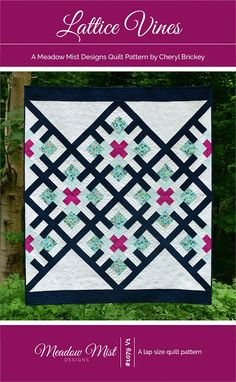 Meadow Mist Designs: Lattice Vines ++ New Pattern Coloring Sheets, Coloring Pages, Traditional Quilt Patterns, Paper Piecing Patterns, Rifle Paper Co, Fabric Swatches, Cool Patterns, Quilt Making, Quilting Designs