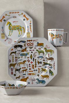 Puzzlewood Dinner Plate