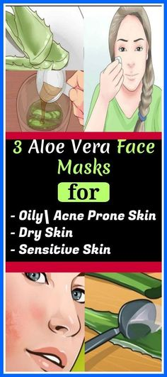 The Most Effective 3 Aloe Vera Face Masks For Every Skin Type Natural Medicine For Anxiety, Home Beauty Tips, Beauty Hacks, Diy Beauty, Beauty Ideas, Beauty Skin, Beauty Women, Beauty Products, Beauty Ad
