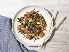 No Cook Cooking | This Tuna Poke is the best way to get on board with the surging poke trend.