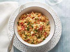 Vegan Saffron Risotto Recipe : Food Network Kitchen : Food Network