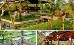 Bebek Tepi Sawah Restaurant in Ubud