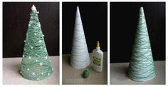 Stylowa dekoracja w kilku krokach: przepis na świąteczną choinkę
