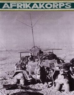 The little-known capture of Rommel's signals intelligence unit by an Australian battalion in North Africa in July 1942