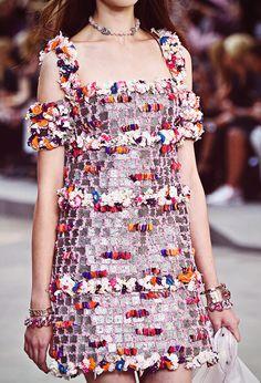 Chanel Spring-Summer 2015