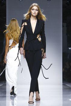 Versace Atelier Couture Spring Summer 2016 Paris