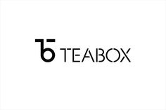Logotype and monogram for Teabox by Pentagram, United States