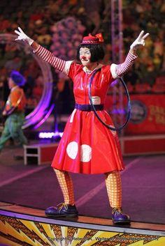 Female Clown, Vintage Clown, Clowns, Fun Things, Harajuku, Snow White, Disney Princess, Lady, Girls