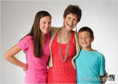 Blog — Studio Walz | Photographer Lexington Kentucky Grandmother loves being photographed with her grandchildren.